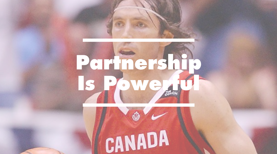 Partnership is Powerful